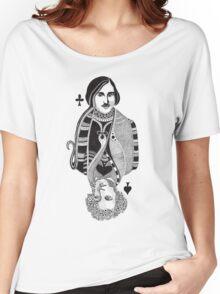 Gogol vs Pushkin Women's Relaxed Fit T-Shirt