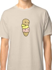 Cute ice cream Classic T-Shirt