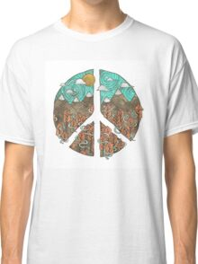 Mountain Peace Classic T-Shirt