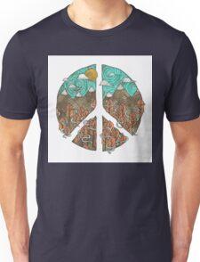 Mountain Peace Unisex T-Shirt