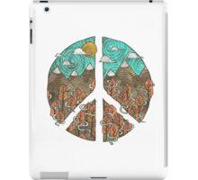 Mountain Peace iPad Case/Skin