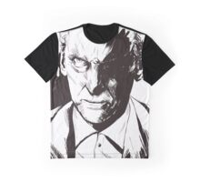 Angry Doctor Who Graphic T-Shirt