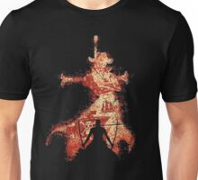 zoro vs mihawk 'one piece' Unisex T-Shirt