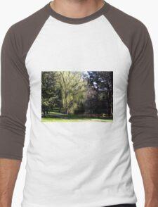 Gardens Men's Baseball ¾ T-Shirt