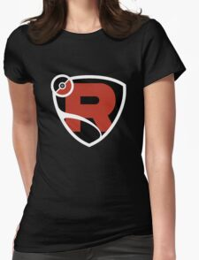 Team Rocket League Womens Fitted T-Shirt