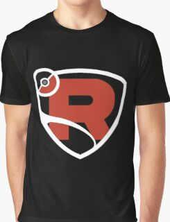 Team Rocket League Graphic T-Shirt