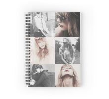 RED ERA Spiral Notebook