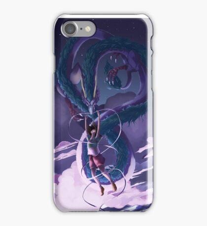 Spirited Away Print iPhone Case/Skin
