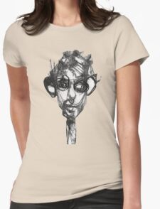 Gaze Womens Fitted T-Shirt