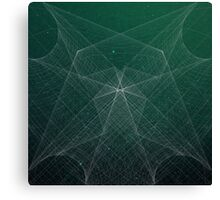 Cosmic wire Canvas Print