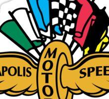 INDIANAPOLIS MOTOR SPEEDWAY Sticker