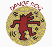 DANCE DOG One Piece - Long Sleeve