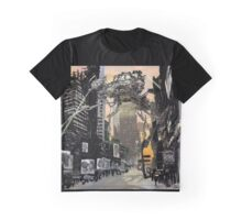 Invasion of the Earth Graphic T-Shirt