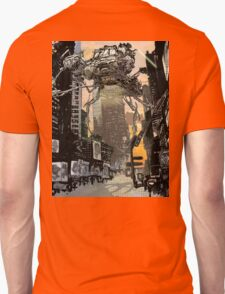 Invasion of the Earth Unisex T-Shirt