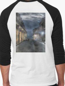 Rue Brumeuse Men's Baseball ¾ T-Shirt