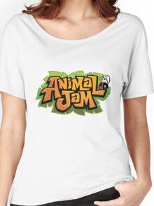 Animal Jam Logo Women's Relaxed Fit T-Shirt