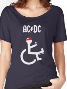 Funny Ac Dc Axl Women's Relaxed Fit T-Shirt