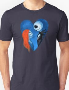 Sally and Jack Unisex T-Shirt