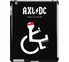 Funny AXL/DC Leipzig iPad Case/Skin