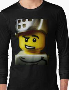 Lego Fencer minifigure Long Sleeve T-Shirt
