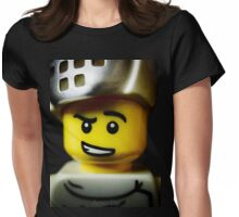 Lego Fencer minifigure Womens Fitted T-Shirt