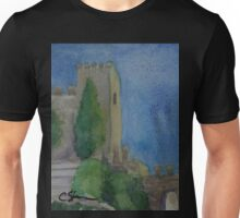 Alcazaba Tower WC151209m-14 Unisex T-Shirt