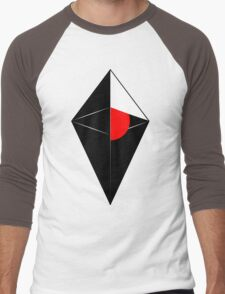 No man's sky cool logo poster, shirt, sticker and much more Men's Baseball ¾ T-Shirt