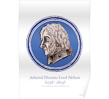 Admiral Lord Nelson (1), tony fernandes Poster