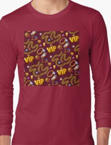 gold party  2 Long Sleeve T-Shirt