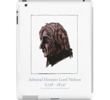 Admiral Lord Nelson (2), tony fernandes   iPad Case/Skin