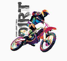 Stunt Dirt Bike Unisex T-Shirt