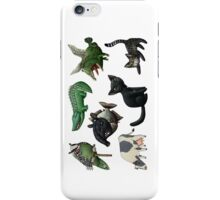 Cows, Crocs, Cats, Chimeras... iPhone Case/Skin