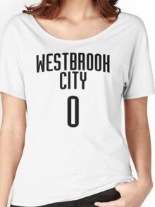 WESTBROOK CITY Women's Relaxed Fit T-Shirt