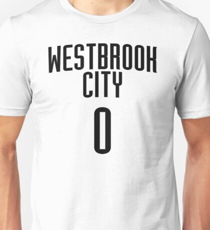 WESTBROOK CITY Unisex T-Shirt