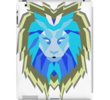 Hologram Lion iPad Case/Skin
