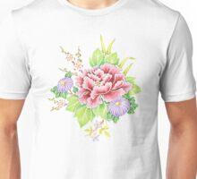 Kimono Bouquet Unisex T-Shirt