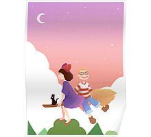 Kiki and Tombo Poster