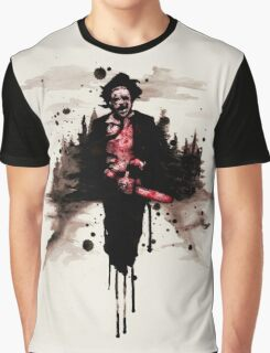 Leatherface 1974  Graphic T-Shirt