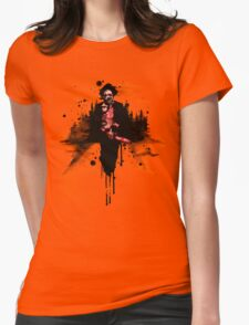 Leatherface 1974  Womens Fitted T-Shirt