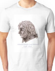 Admiral Lord Nelson (3), tony fernandes Unisex T-Shirt