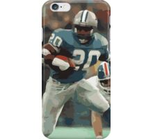 Barry Sanders iPhone Case/Skin