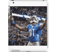 Calvin Johnson iPad Case/Skin