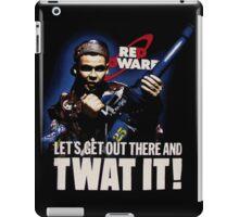 Red Dwarf TV Series iPad Case/Skin