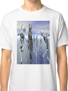 SKELETONS AT WAR Classic T-Shirt