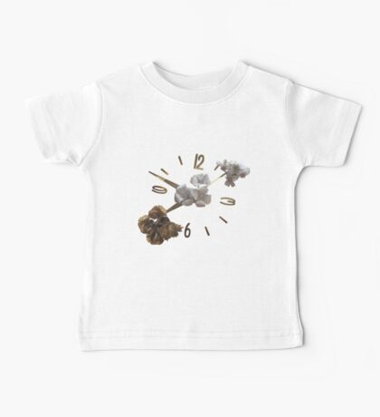 The Blooming, the Withering, and the Everlasting Baby Tee