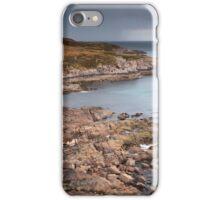 Leac Mhor at Rubha Beag iPhone Case/Skin