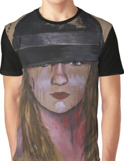 Young Blue Eyes Graphic T-Shirt