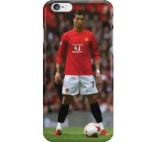 Cristiano Ronaldo Freekick iPhone Case/Skin