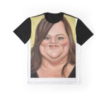 Melissa McCarthy Graphic T-Shirt