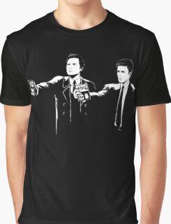 FBI Fiction Graphic T-Shirt